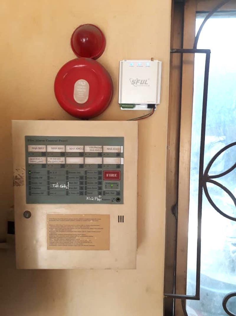 Nên chọn thiết bị báo cháy sớm nào cho các khu chung cư?